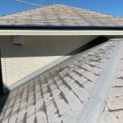 屋根瓦の色あせや、表面のコケ02